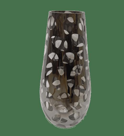 Leopard Print Silver Bullet Vase Shl46u1 Metro Home Centre Menlyn