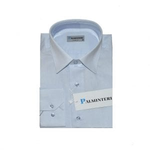 MEN'S FORMAL BLUE SHIRT