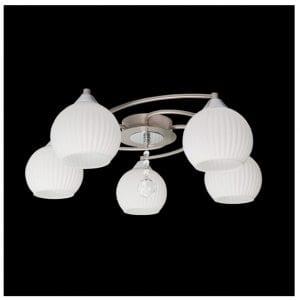 3 Light Swirl Luxury Ceiling Fitting T-KLCH-60819-5