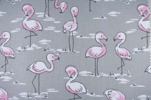 Sugartex - Baby Flamingo - Grey