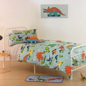 Linen House Kids D/Cov - Dino World