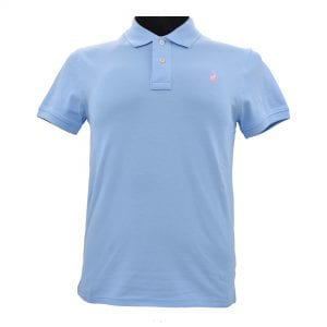 Polo - Carter Costum Fit Blue