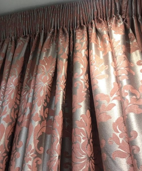 TURKISH DAMASK EYELET CURTAIN (1)